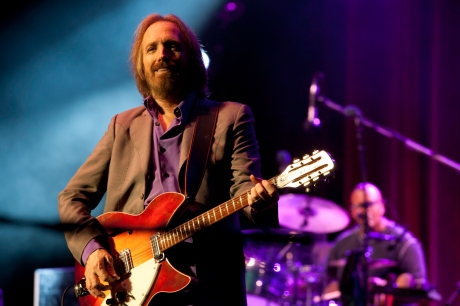 Tom Petty at SPAC, June 23, 2013.